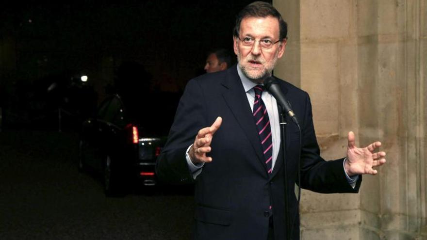 Rajoy busca un espaldarazo de Obama e inversores de EEUU a la economía española