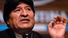 La Fiscalía de Bolivia acusa a Evo Morales de terrorismo y pide su detención