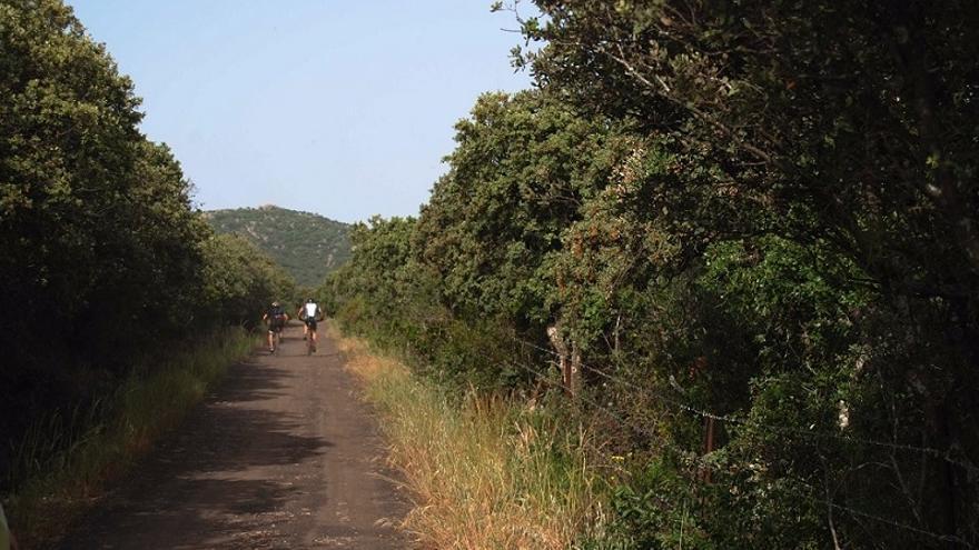Vía Verde en Puertollano