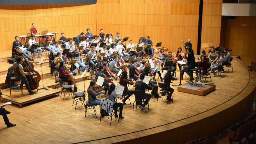 La Orquesta de Jóvenes de la Región de Murcia busca nuevos músicos