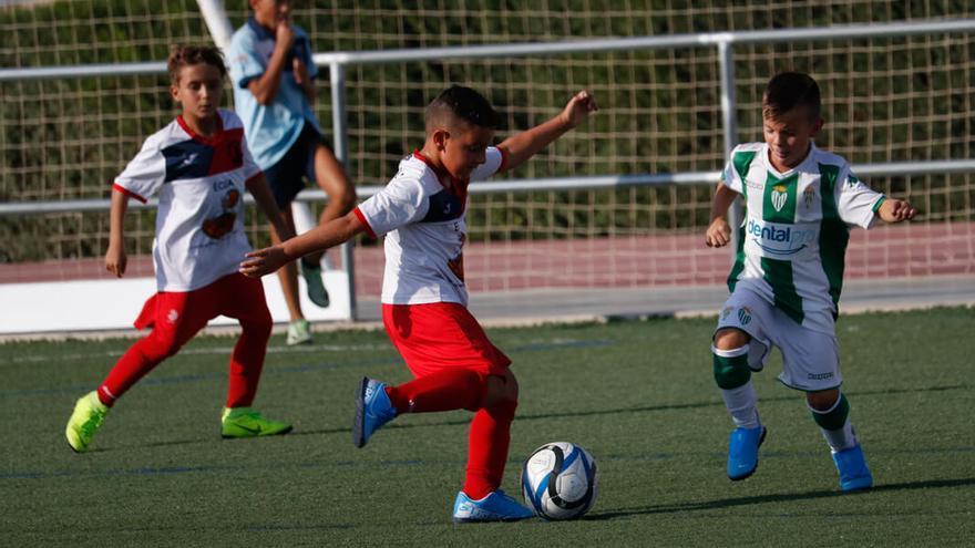 Lance de un partido de la última edición de la Cajasur Cup | RACING FC CÓRDOBA