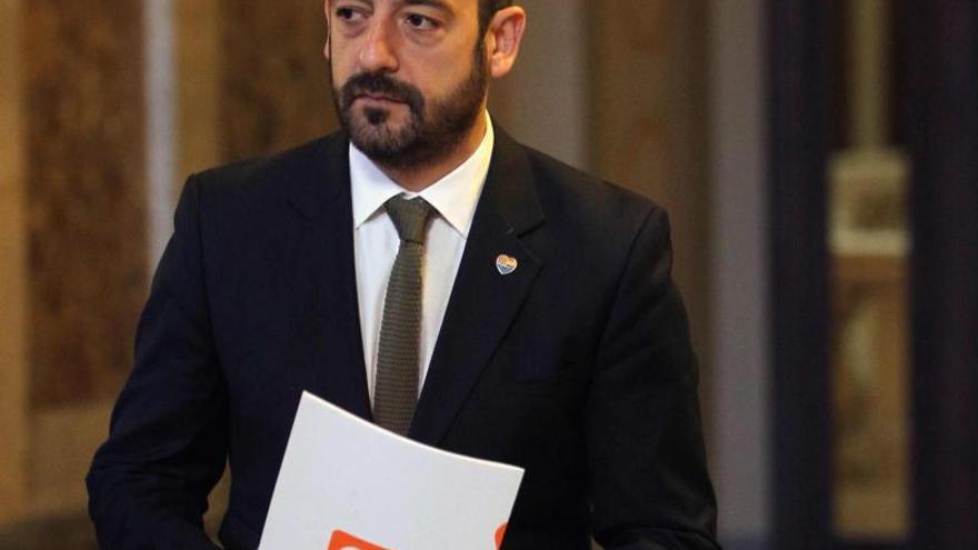 El exdiputado catalán de C's Jordi Cañas està investigado por fraude fiscal
