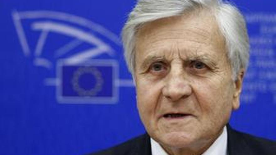 Presidente del BCE, Claude Trichet
