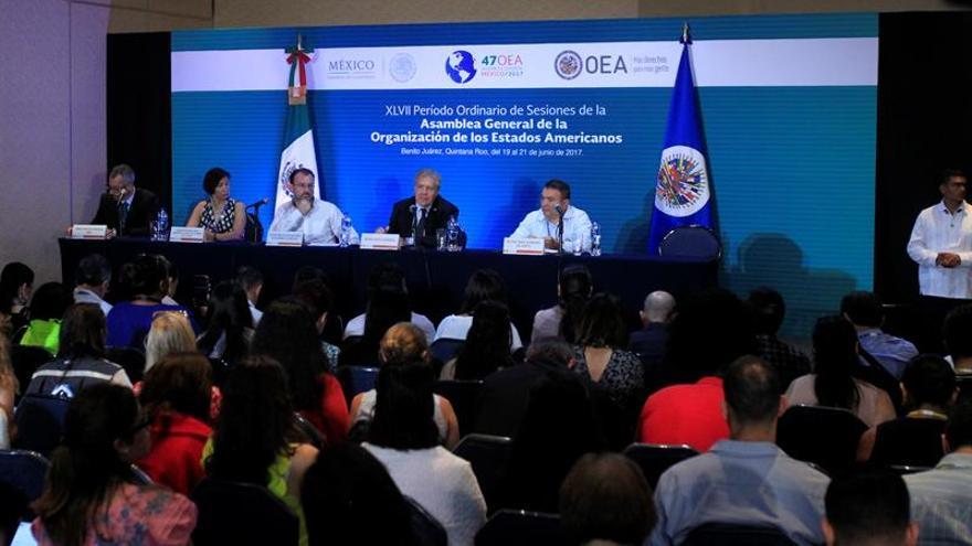 OEA votará una nueva resolución sobre Venezuela que tiene apoyos suficientes