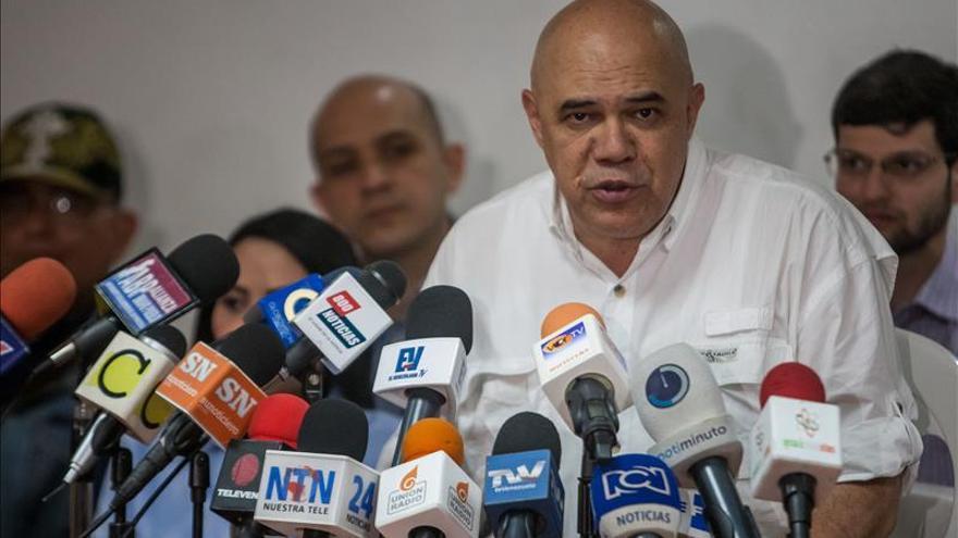 """La alianza opositora venezolana dice que la convocatoria de los presos es """"legítima"""""""