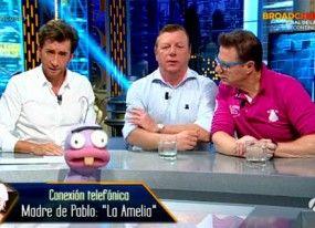 'El Hormiguero' promocionó la final de 'Pequeños gigantes', para desesperación de Pablo Motos