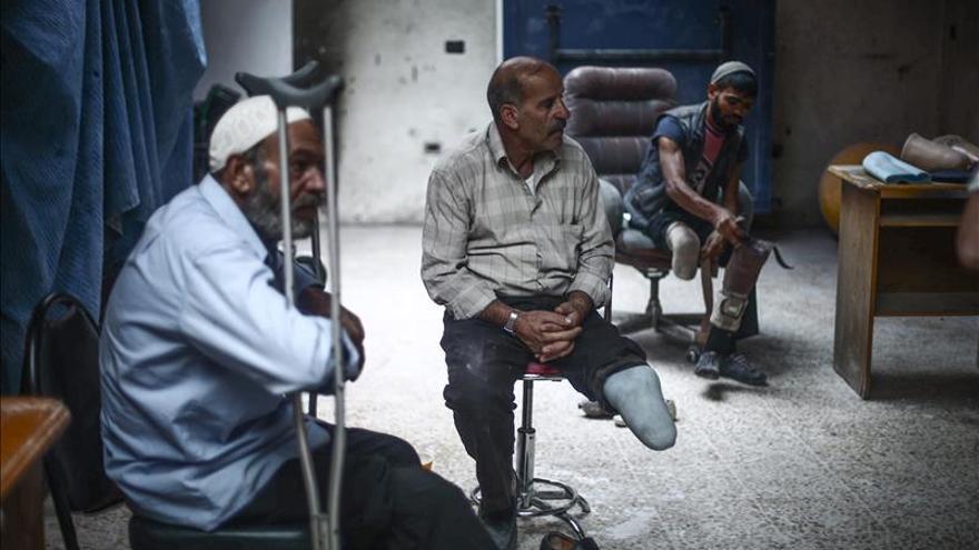 Al menos 353 civiles muertos por los bombardeos rusos y del régimen en Siria
