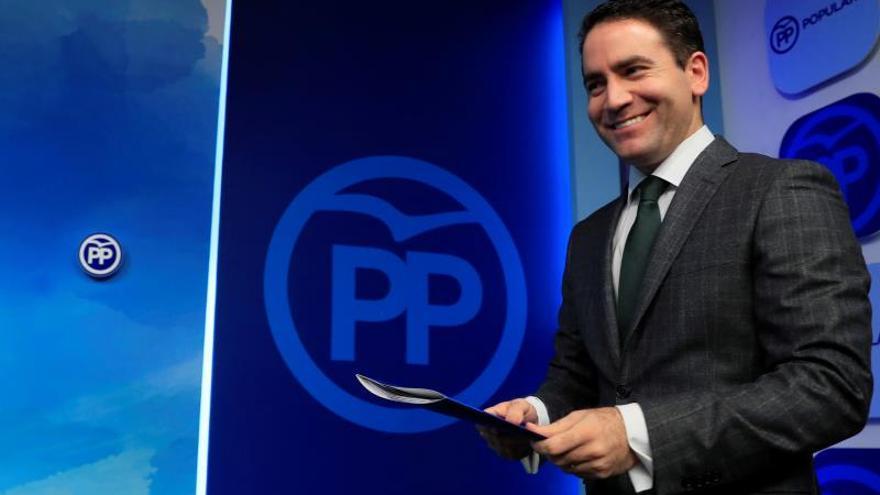 García Egea dispuesto a estudiar la petición de Vox de cerrar Canal Sur