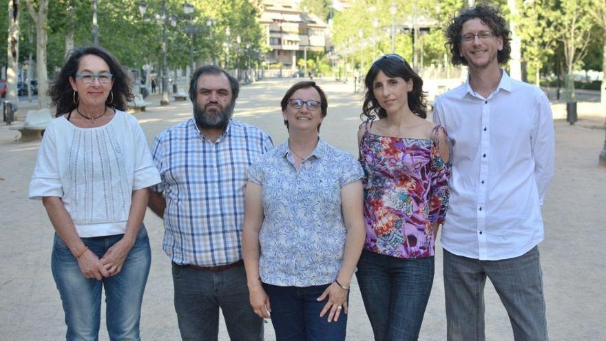 """Nace en Granada la """"tercera candidatura"""" a las primarias de Podemos Andalucía apostando por no ser """"más de lo mismo"""""""