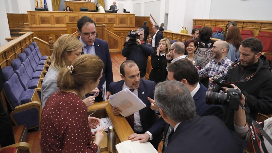 Negociaciones entre grupos antes del pleno