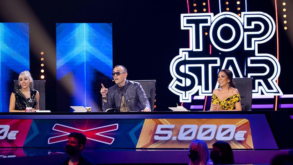 Imagen de la segunda gala de 'Top Star'