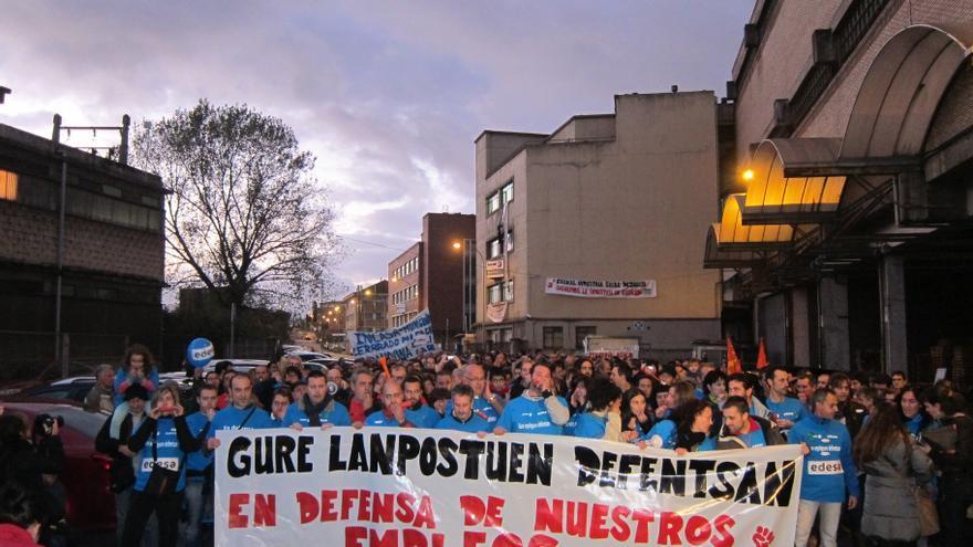 El 50% de las huelgas secundadas en Euskadi hasta septiembre fueron motivadas por EREs y despidos
