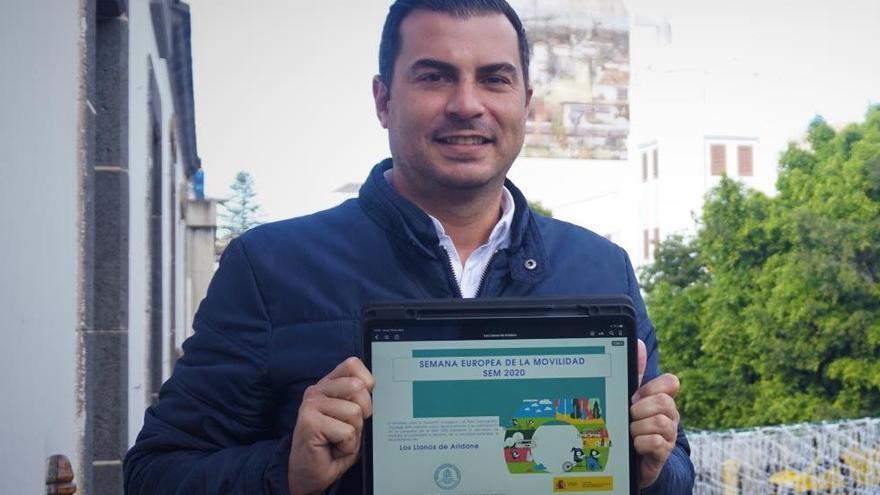 Los Llanos recibe un nuevo reconocimiento del Ministerio para la Transición Ecológica por fomentar la movilidad sostenible