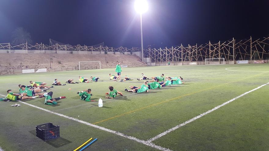 El equipo de Los Olivos es último del grupo canario de Tercera División.