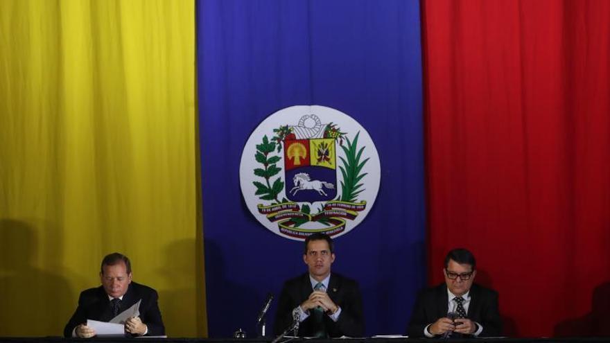 La oposición denuncia que el Gobierno de Maduro emplea miembros del ELN en la frontera