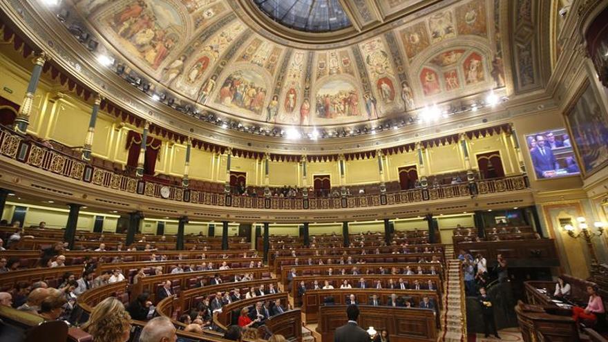 La Comisión Territorial se constituye hoy sin Podemos ni los nacionalistas