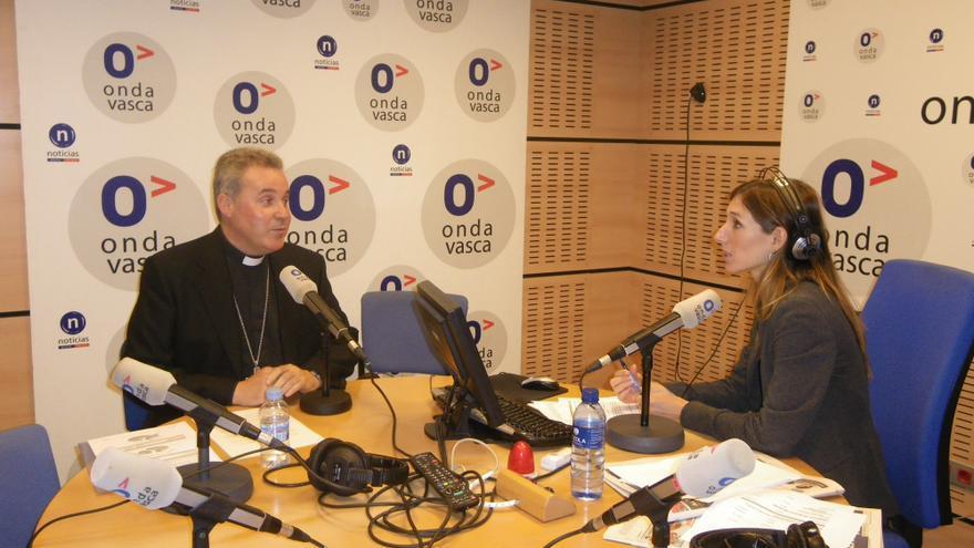 """El obispo de Bilbao pide """"soluciones"""" para evitar la situación """"sangrante"""" de los desahucios"""