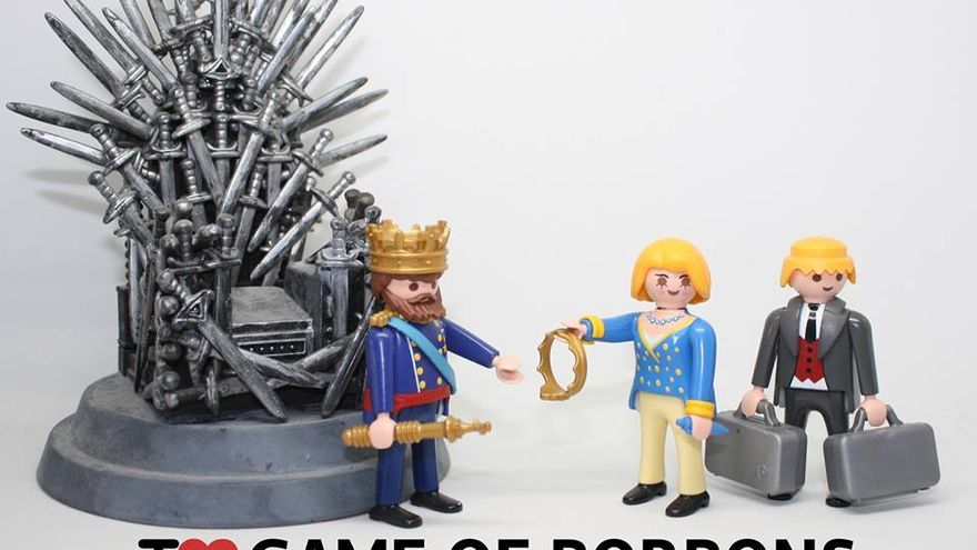 I love Game of Borbons