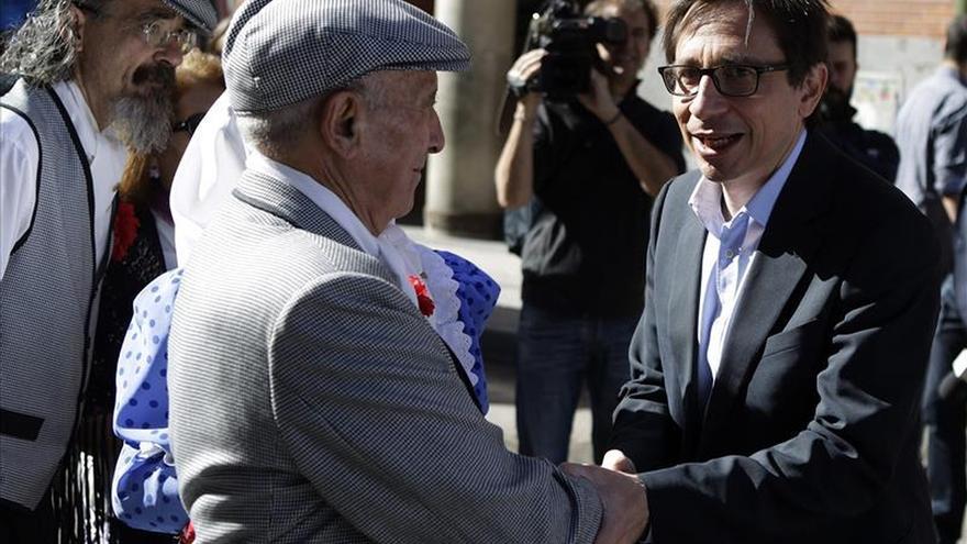 """Marcos respalda a la candidata de UPyD en Brunete ante una """"campaña de acoso"""""""