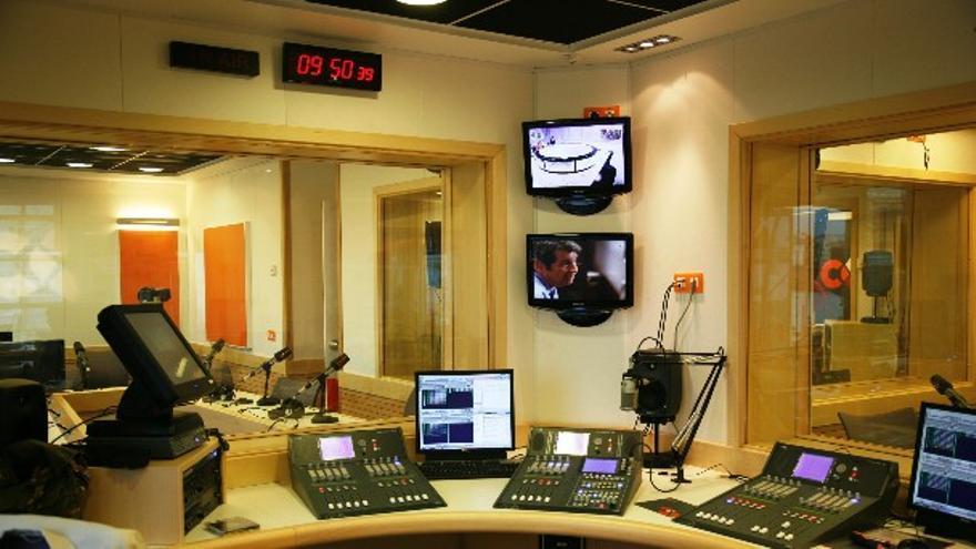 Estudios de Canarias Radio la Autonómica