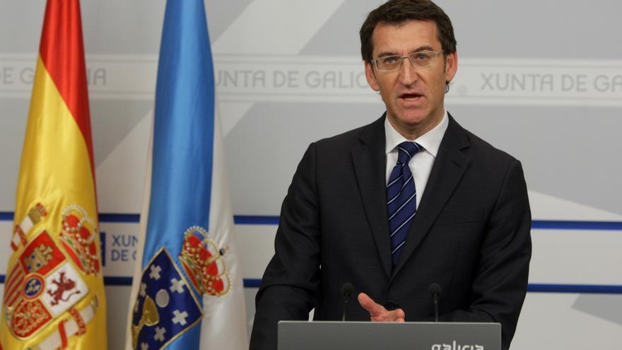 """Feijóo recuerda a Mas que el pacto fiscal no está en la Constitución y vería """"un error"""" adelantar elecciones"""