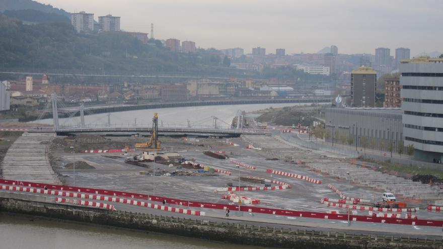 Bilbao cierra el diseño del plan estratégico de Zorrozaurre con la aprobación del proyecto de urbanización de 390.000 m2