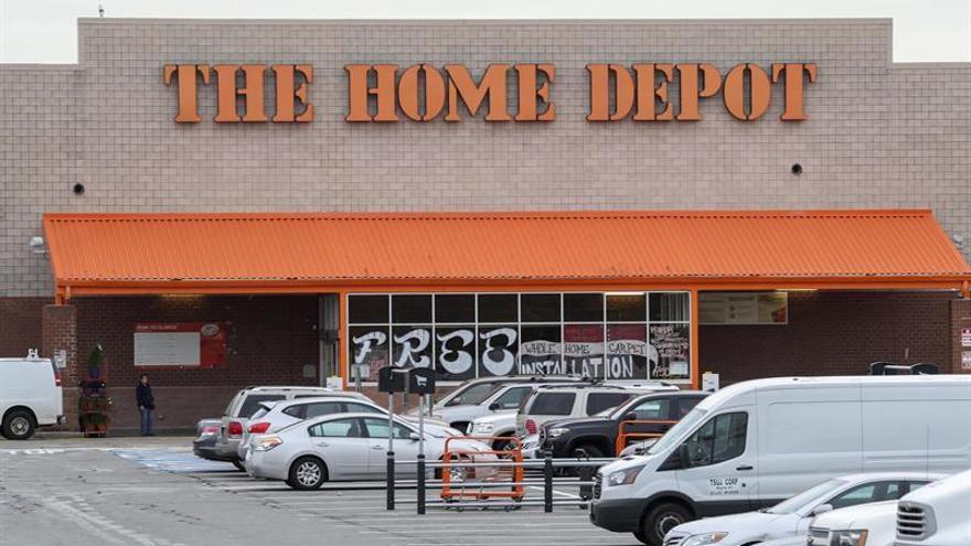 Home Depot gana 6.851 millones de dólares hasta octubre, un 10,3 % más