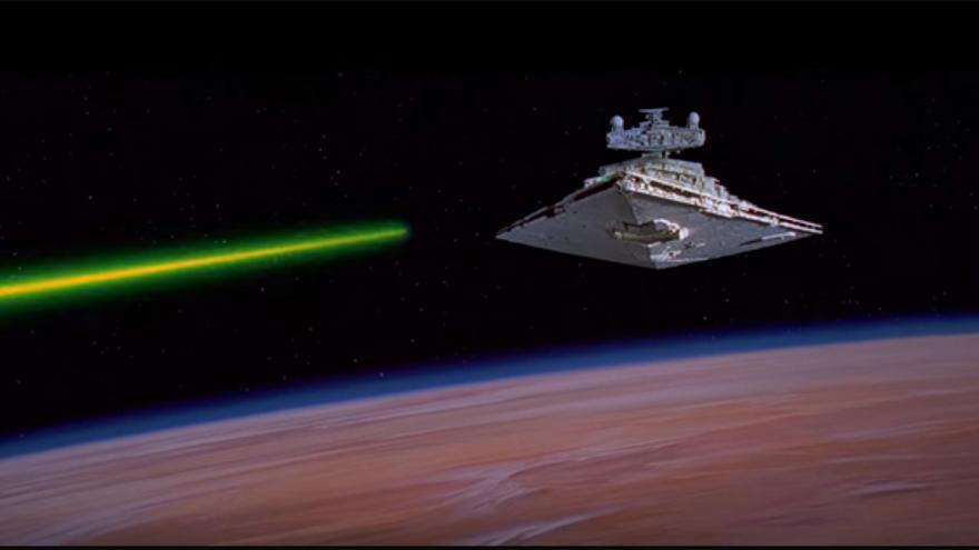 George Lucas nunca quedó satisfecho con los efectos especiales de 'La guerra de las galaxias'