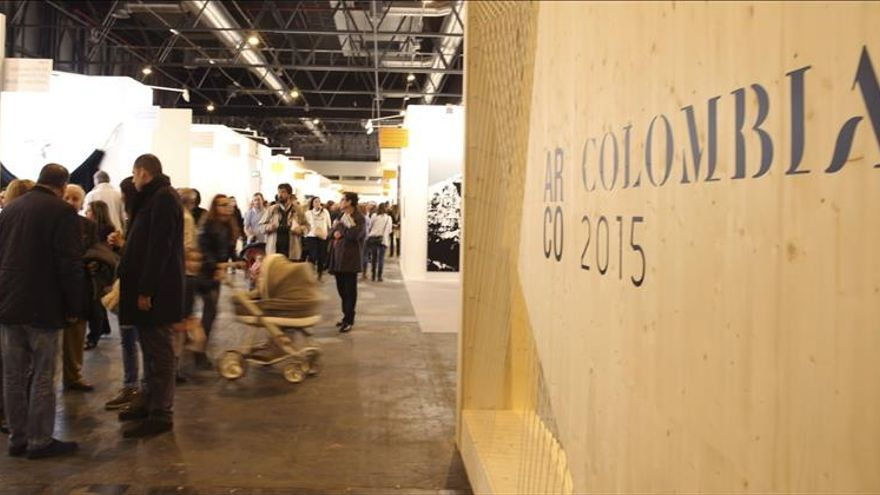Buen pálpito de negocio en la recta final del ARCO más latinoamericano