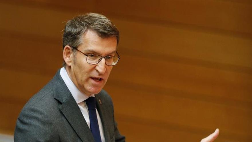Feijóo: Barberá seguirá siendo uno de los referentes en la política municipal