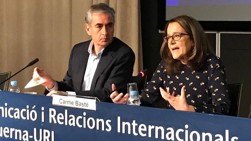 """Jáuregui (PSOE) afirma que la UE """"no tiene el mínimo interés"""" en que Cataluña se independice"""