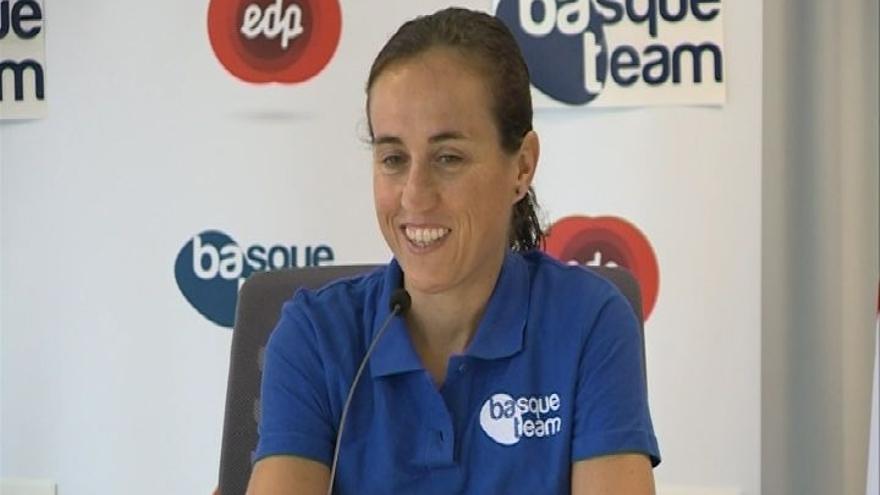 La triatleta vasca Ainhoa Murua disputará sus cuartos juegos olímpicos en Río de Janeiro
