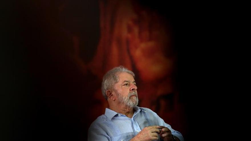 Juez de Supremo niega una petición de Lula para evitar prisión tras condena