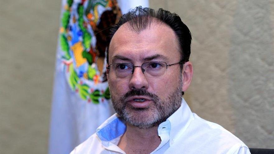 México plantea otra reunión de cancilleres para un acuerdo sobre Venezuela