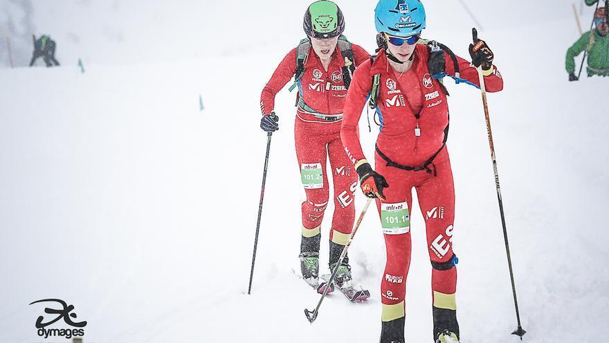 Campeonatos Mundo Esquí Montaña.
