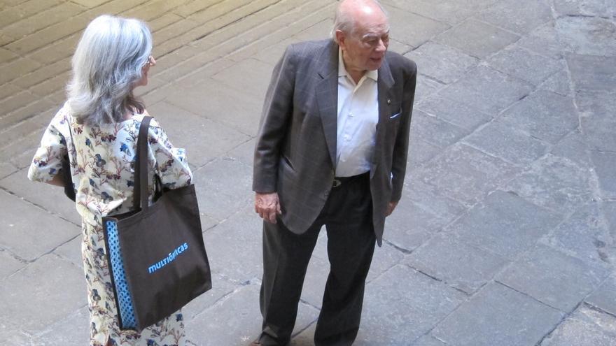 El expresident Jordi Pujol confesó su evasión fiscal tras ser delatado por su banco andorrano