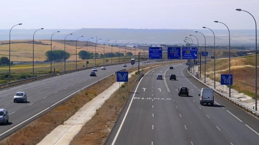Las autopistas que rescatará el Gobierno pierden hasta un 52% de su tráfico hasta febrero