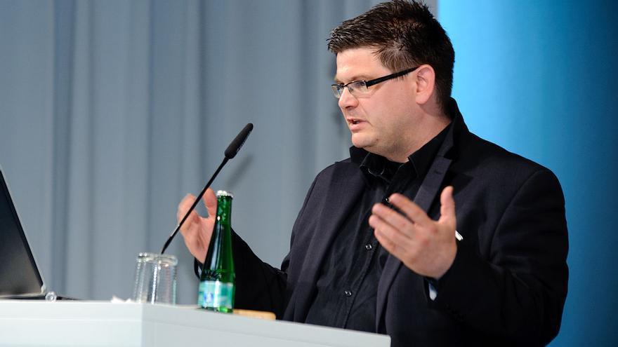 El sociólogo y profesor de la Universidad Humboldt de Berlín, Andrej Holm