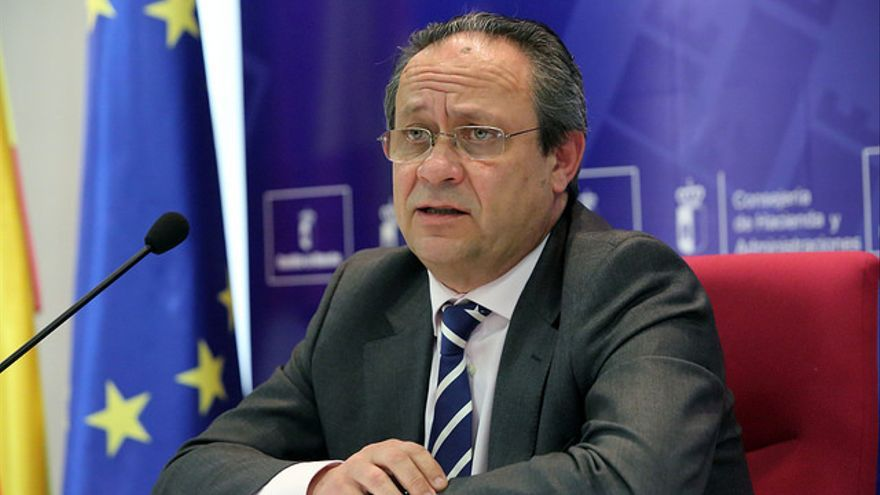 El consejero de Hacienda de Castilla-La Mancha, Juan Alfonso Ruiz Molina / JCCM