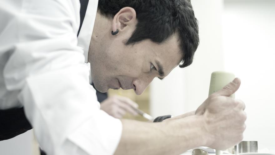 La DO Cava marida las recetas de Eneko Atxa en el Basque Culinary Center