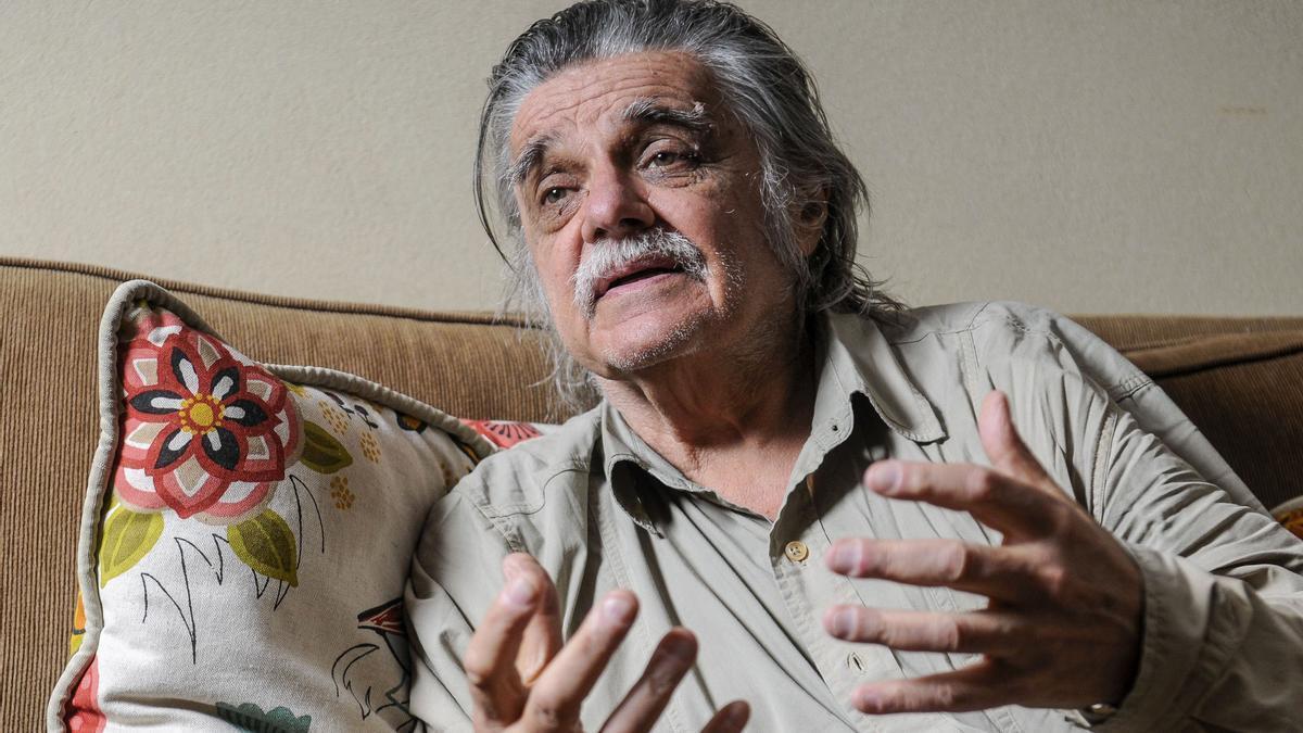 Horacio González, uno de los referentes intelectuales más significativos de la Argentina.