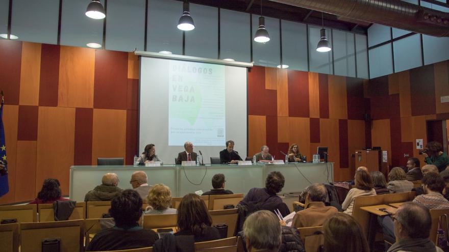 Inauguración de la Jornada 'Diálogos en Vega Baja' / Fotografía: Antonio Seguido