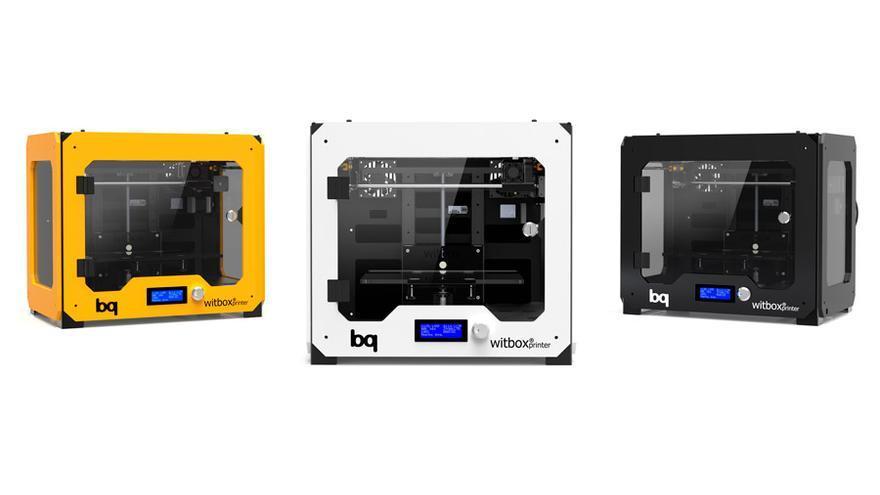 Así es la impresora Witbox de la firma española bq (Foto: bq)