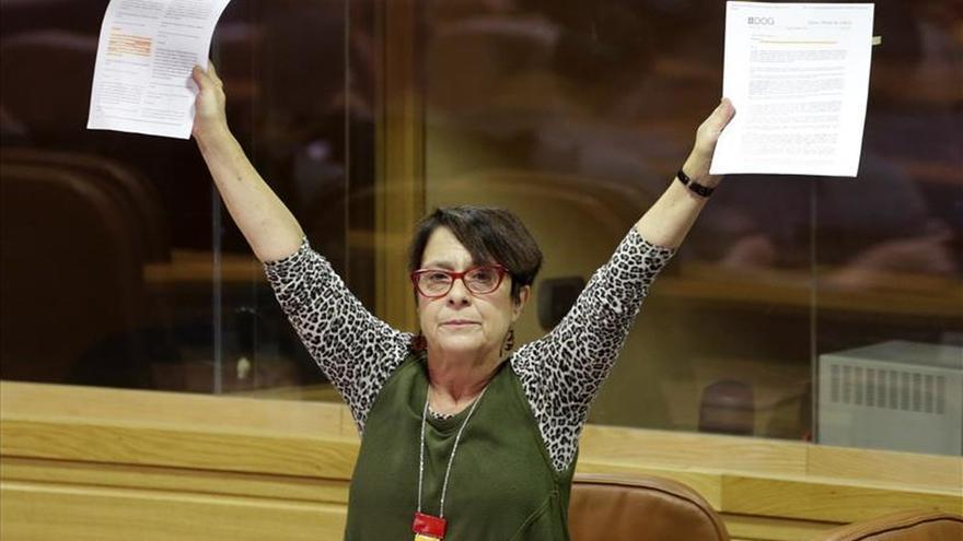 La oposición censura el respaldo de Feijóo a Baltar