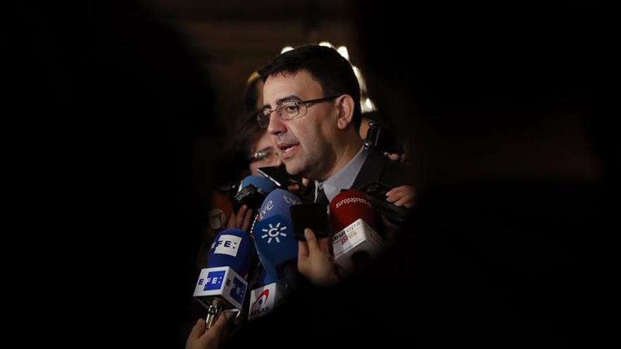 "El PSOE ve de ""gran importancia"" para España la reunión de Díaz e Iceta"