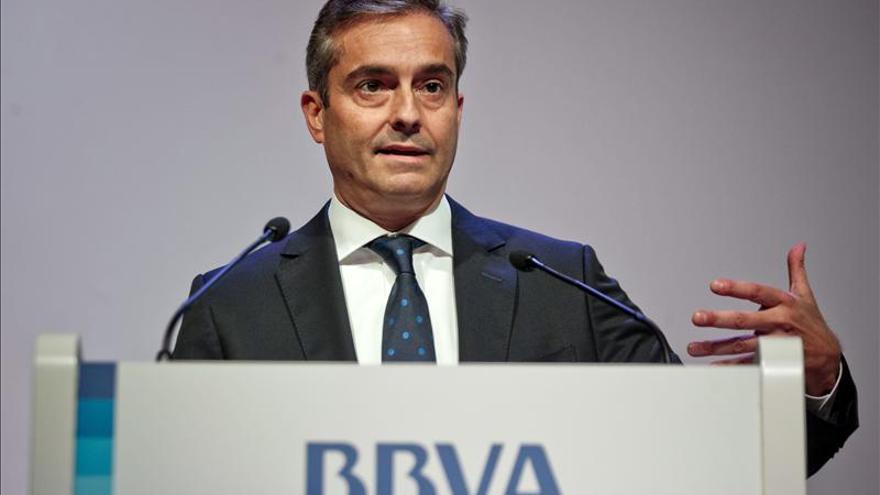 El BBVA pide más reformas para que la debilidad europea afecte menos a España