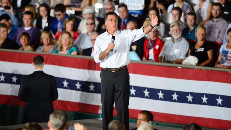 Romney pagó en 2011 un 14,1 por ciento de impuestos con unos ingresos de 13,7 millones