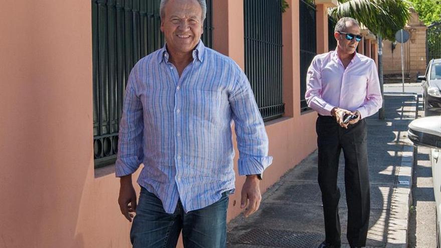 """El fiscal cree que Pedro Pacheco no es """"merecedor"""" de una suspensión de condena"""