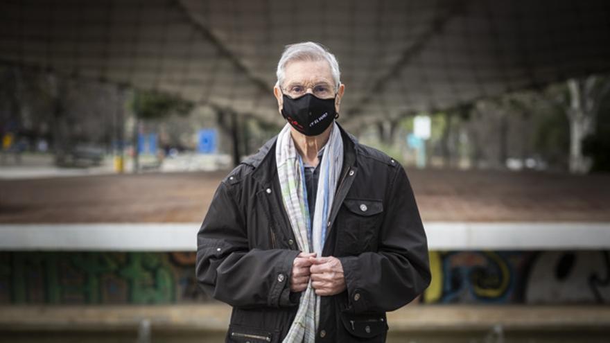 Ricardo Álvarez, vocal de la junta de la Federación Aragonesa de Solidaridad