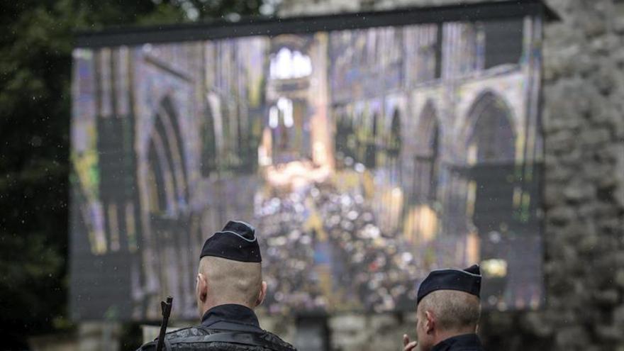 La policía detiene a seis presuntos yihadistas en Estrasburgo y en Marsella